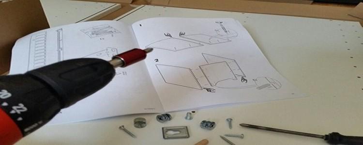 Fachgerechte Möbelmontage
