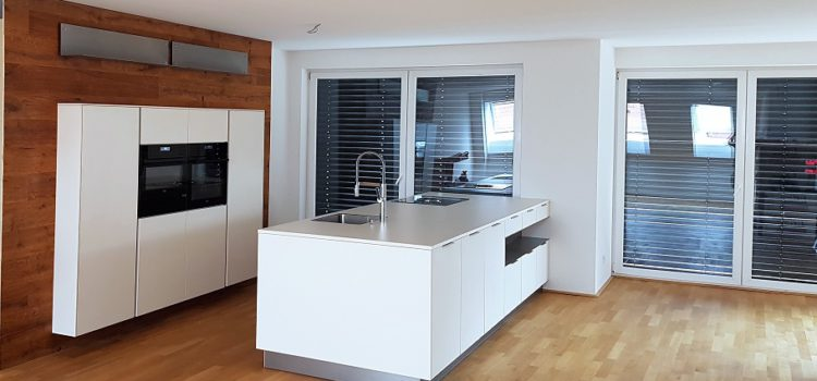 Neue Küche selber aufbauen oder von Profis?