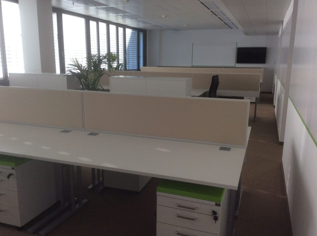 Büromöbelmontage Wien