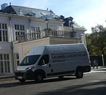 Umzug nach Wien